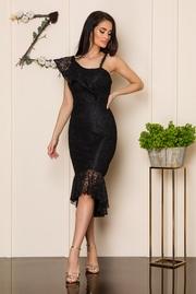 rochii de nunta negre ieftine