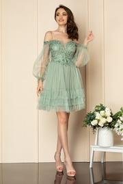 rochii de nunta scurte de vara