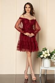rochii de nunta scurte mexton