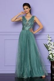 rochii de seara din voal de nunta