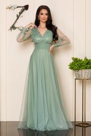 rochii elegante de nunta lungi