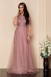 rochii lungi cu corset de nunta