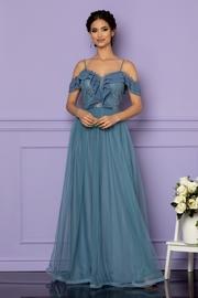 rochii lungi pentru nunta elegante